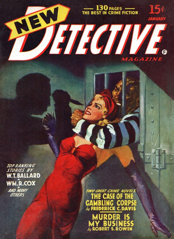 New Detective Magazine January 1942