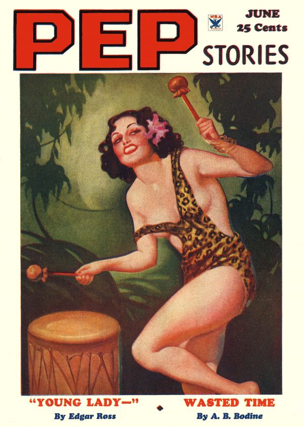 PepStories June 1935