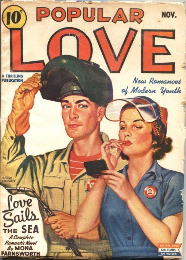 Popular Love November 1943