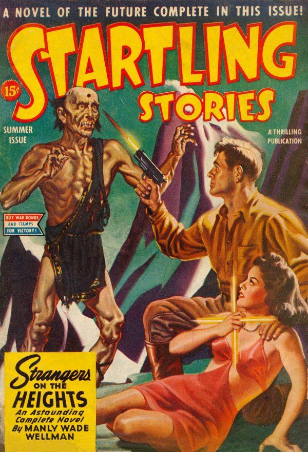 Startling Stories 1944-Summer