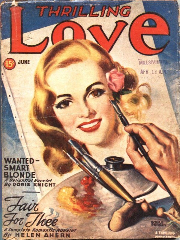 Thrilling Love June 1947