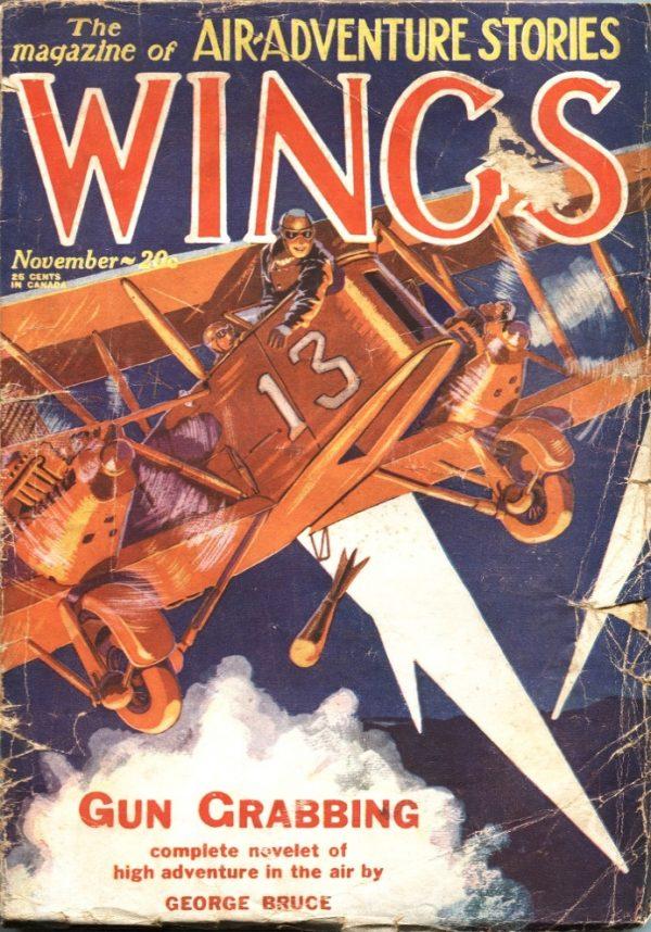 Wings November 1928