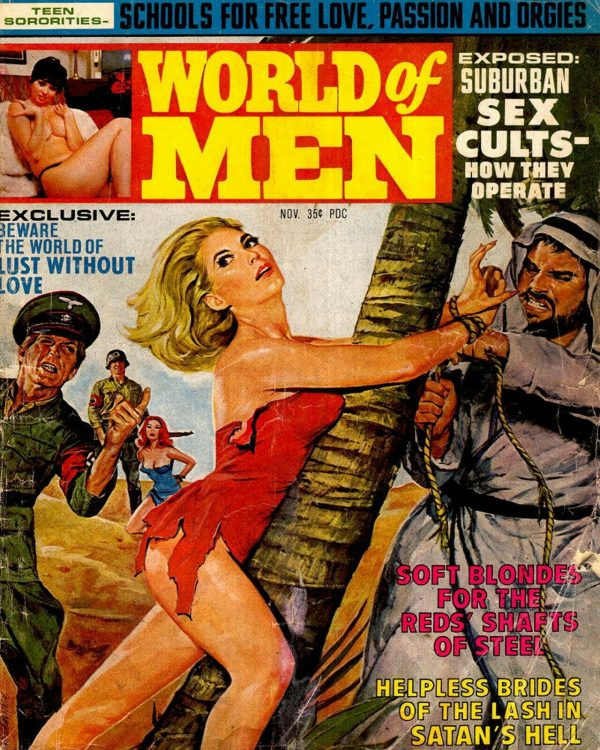 World of Men November 1968