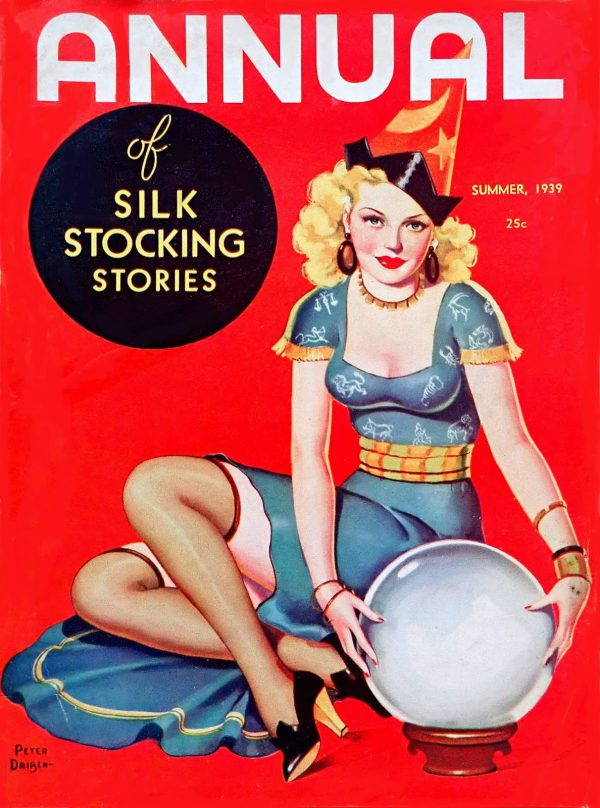Annual Of Silk Stocking Stories 1939 Summer