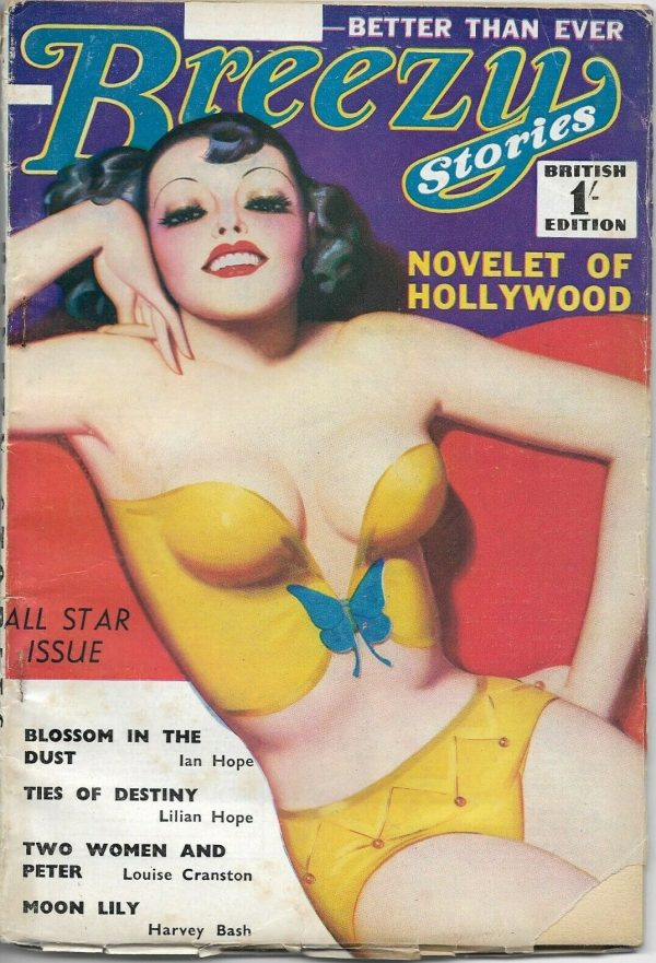 Breezy Stories March 1948