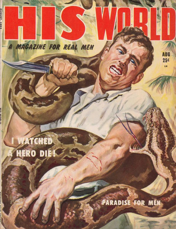 His World - August 1953