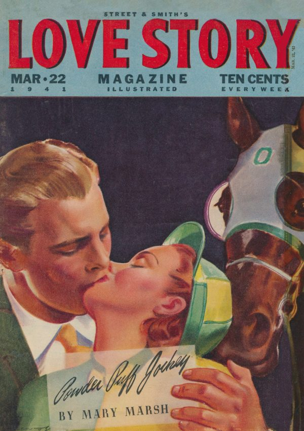 Love Story March 22, 1941