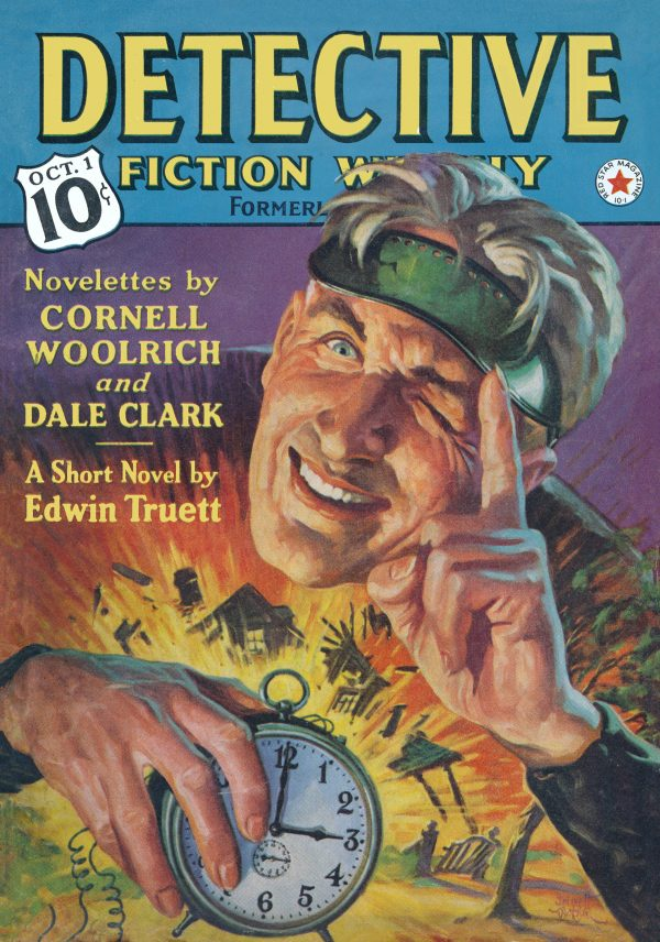 October 1, 1938 Detective Fiction