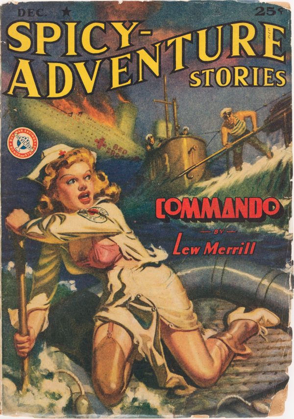 Spicy Adventure Stories - December 1942