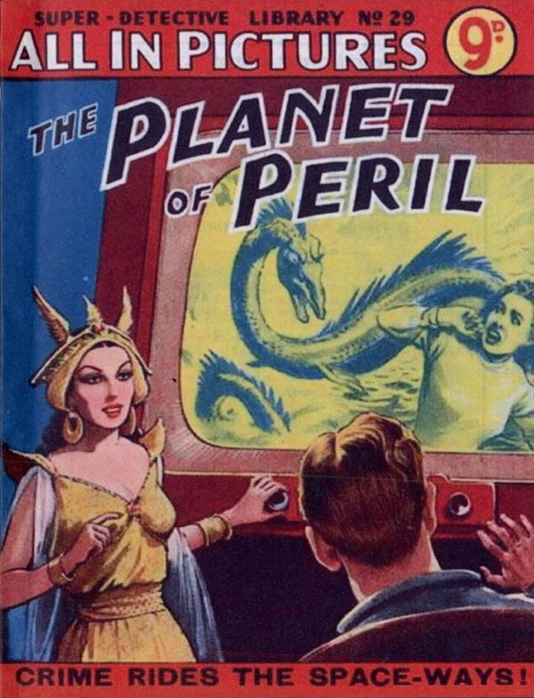 Super Detective Library 029 (1954)