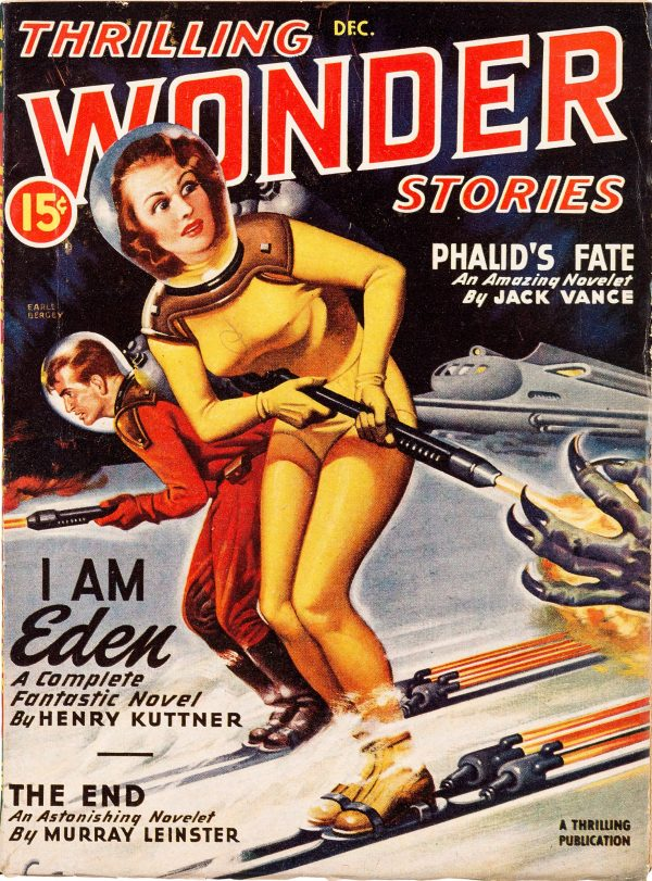 Thrilling Wonder Stories - December 1946