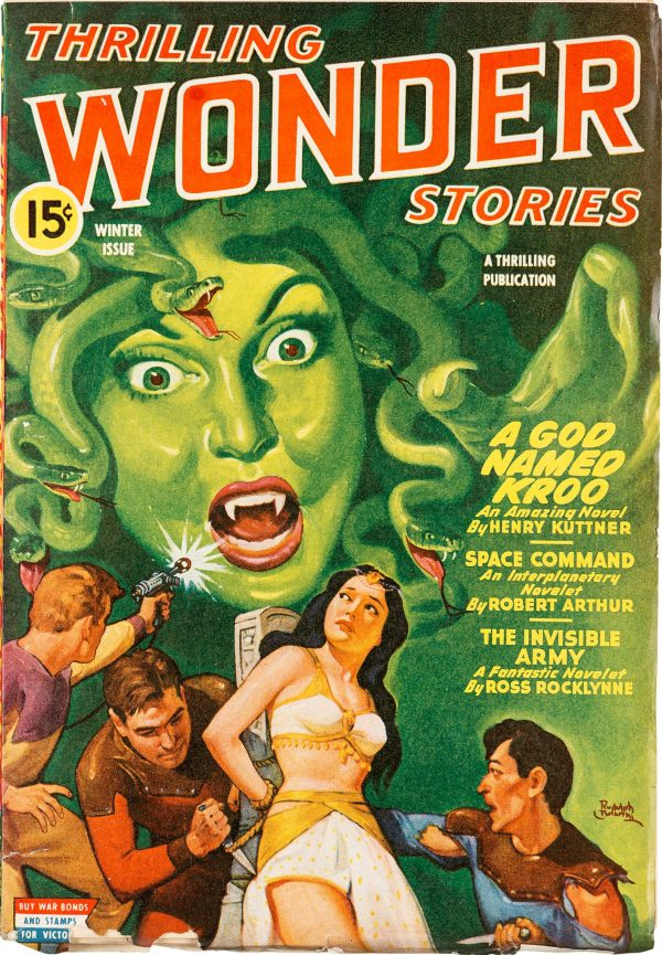 Thrilling Wonder Stories - Winter 1944