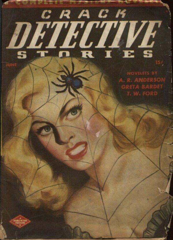 Crack Detective 1947 June