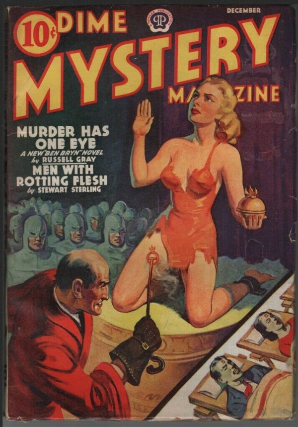 Dime Mystery 1939 December
