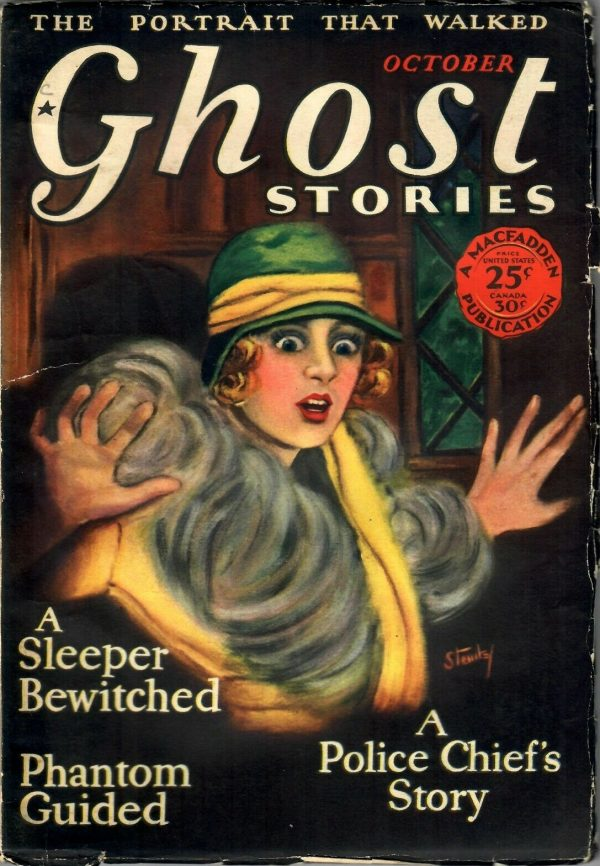 Ghost Stories October 1928
