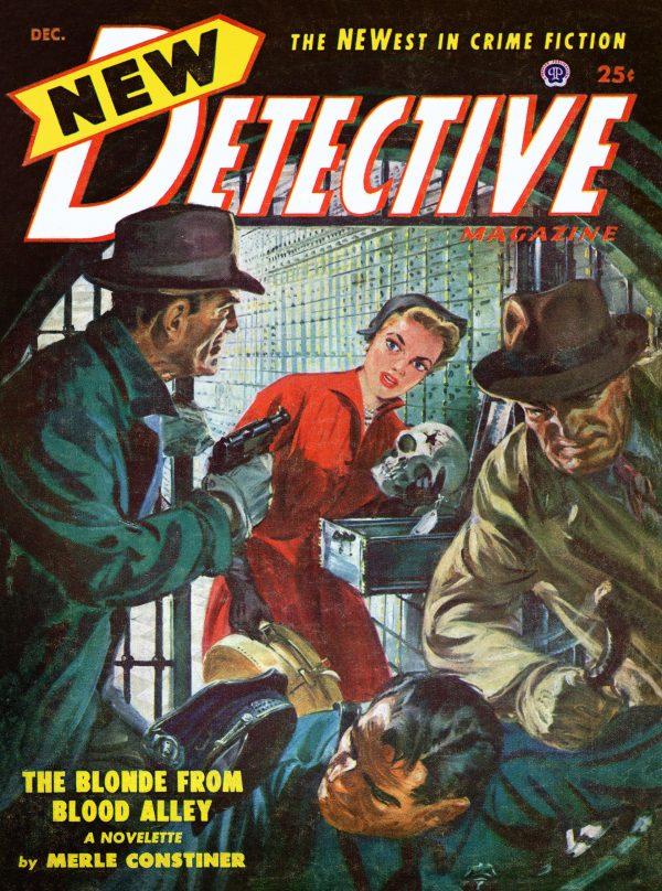 New Detective December 1952