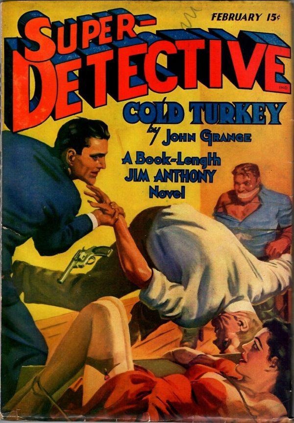 Super-Detective February 1942