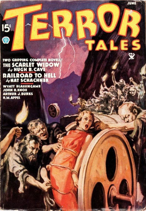 Terror Tales - June 1935