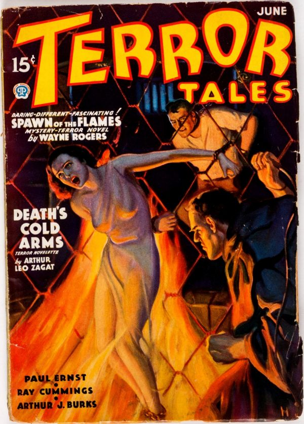 Terror Tales, June 1936