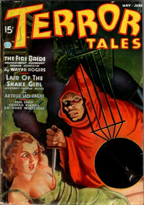 Terror Tales MayJune 1937