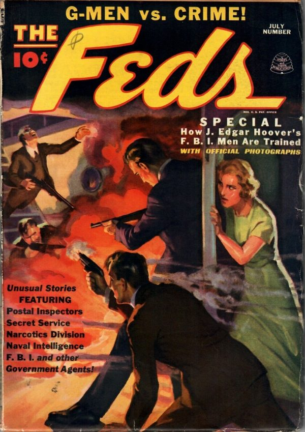 The Feds July 1937