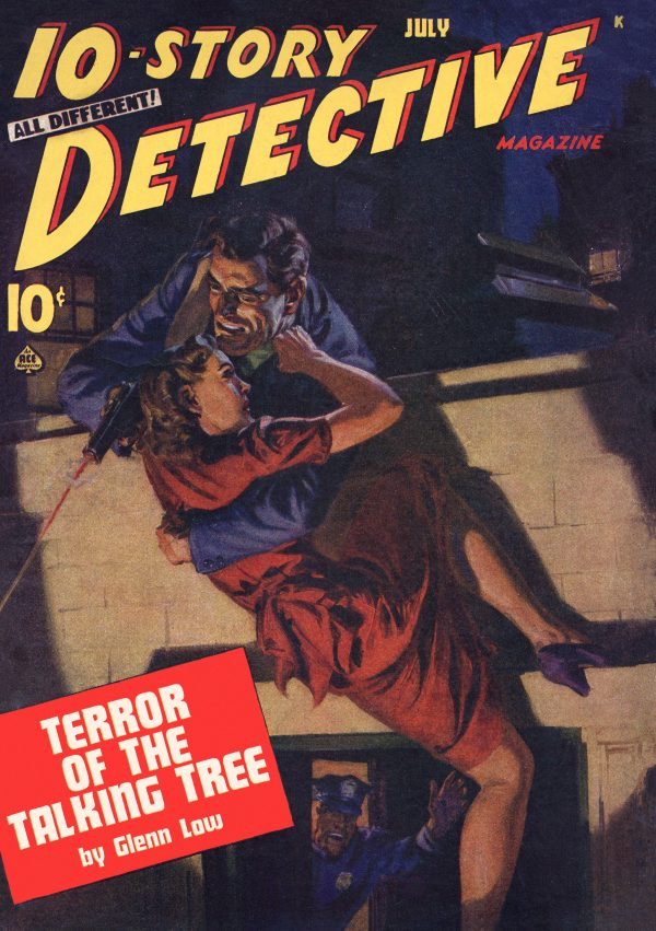 10-Story Detective July 1947