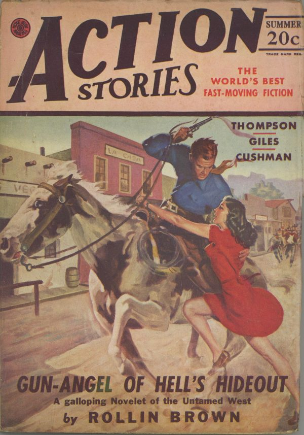 Action Stories Summer1947