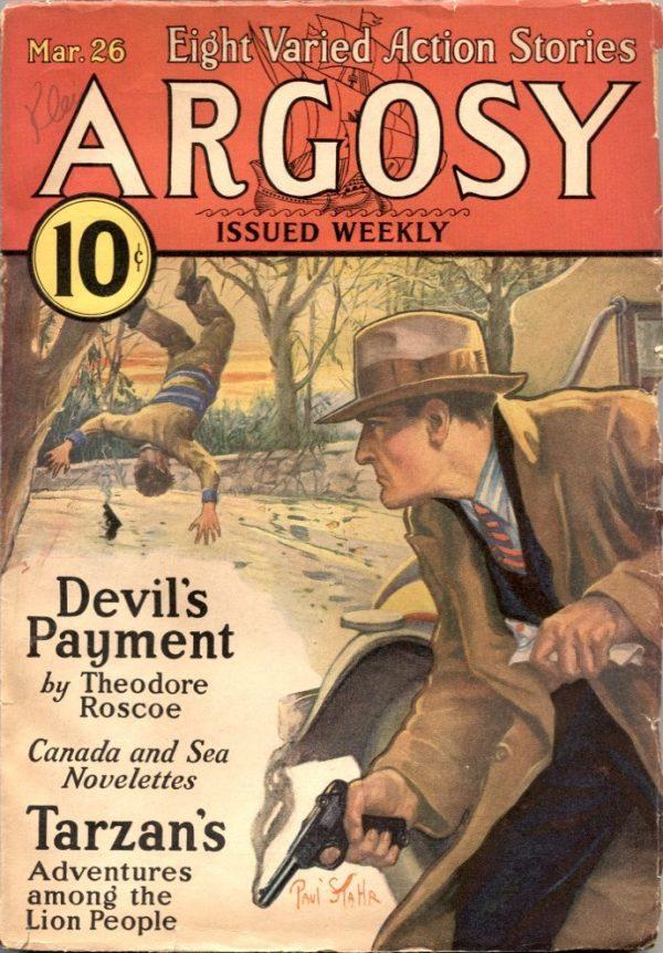 Argosy Issue 1932