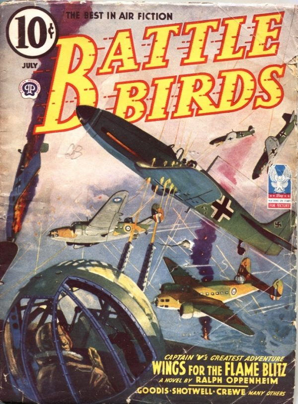 Battle Birds July 1943