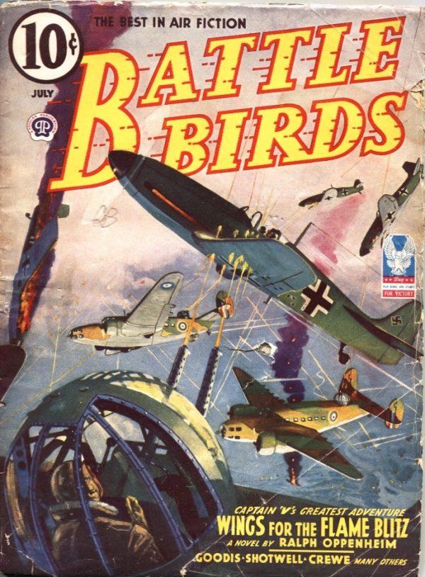 Battle Birds July 1943