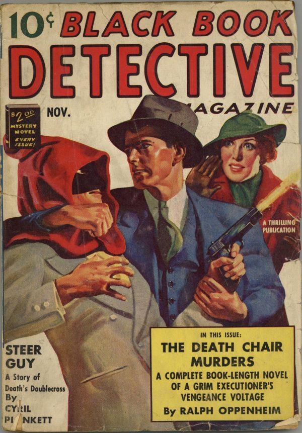 Black Book Detective November 1938