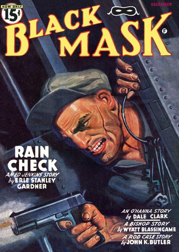 Black Mask December 1941