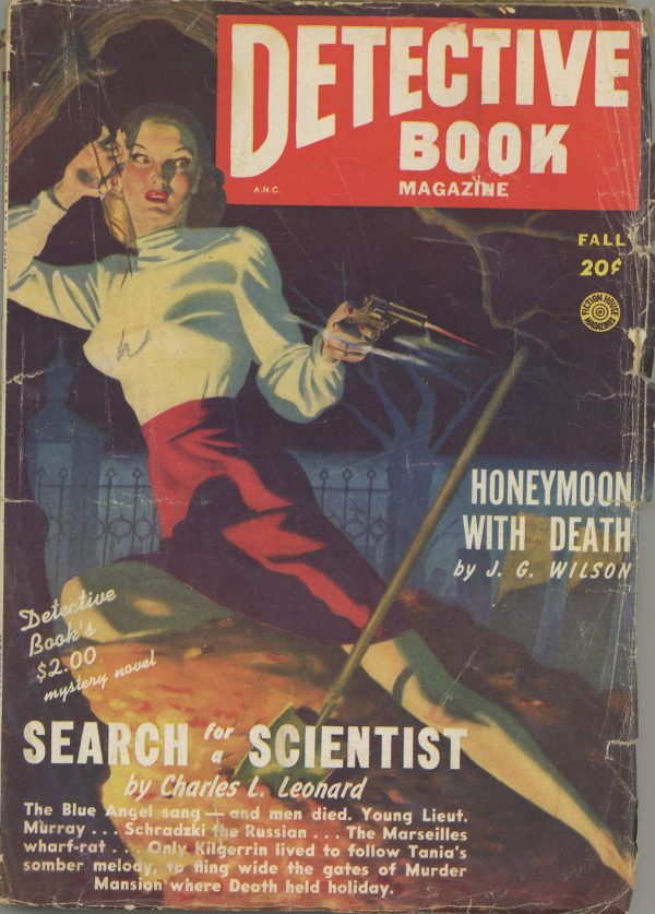 Detective Book Magazine Fall 1949