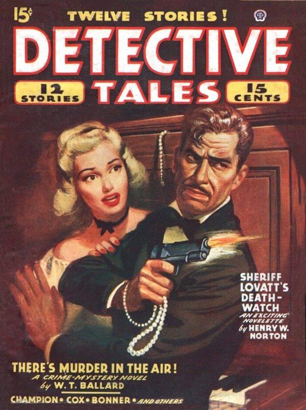 Detective Tales May 1946