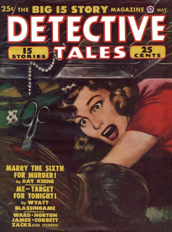 Detective Tales May 1948