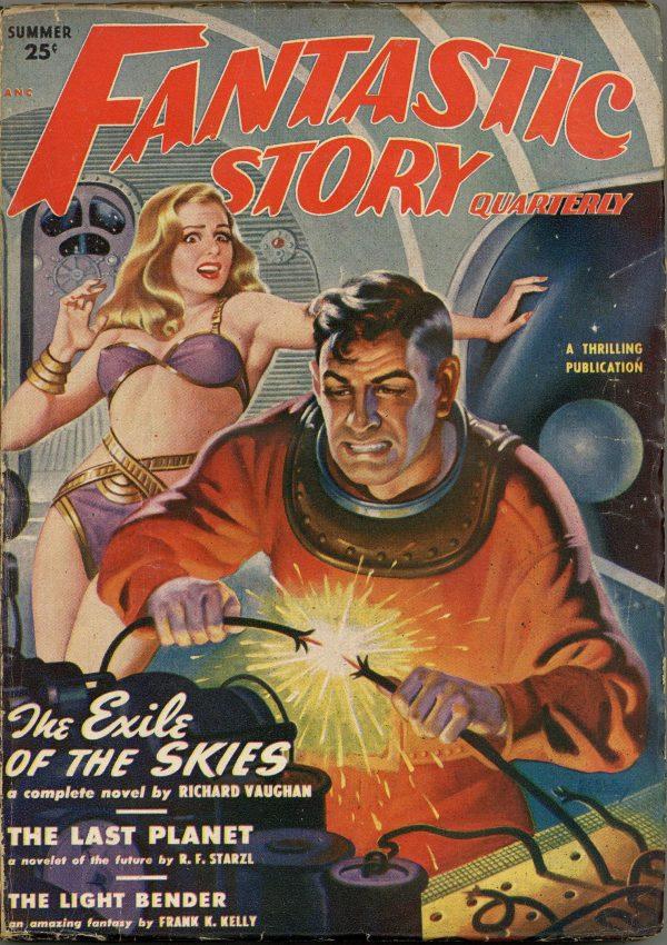 Fantastic Story 1950 Summer