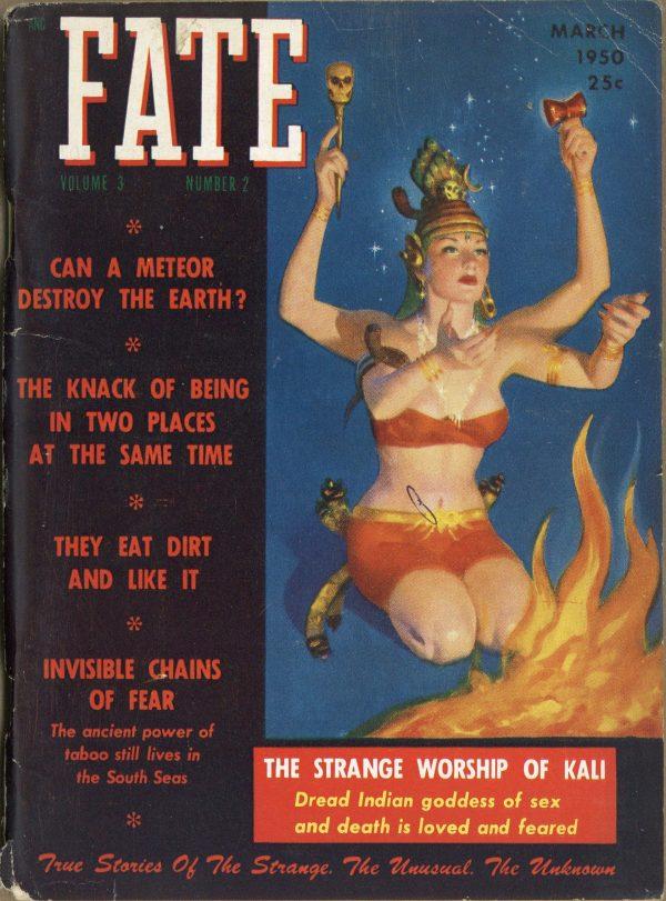 Fate Magazine March 1950