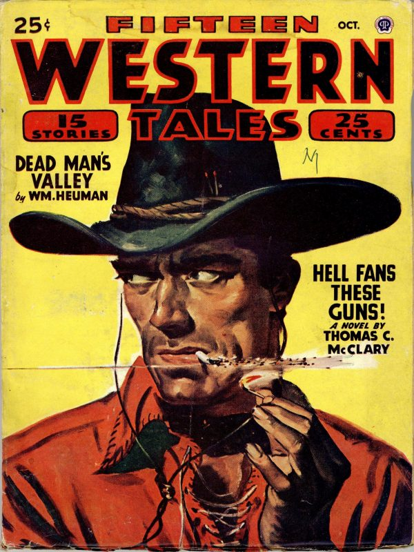 Fifteen Western Tales October 1947