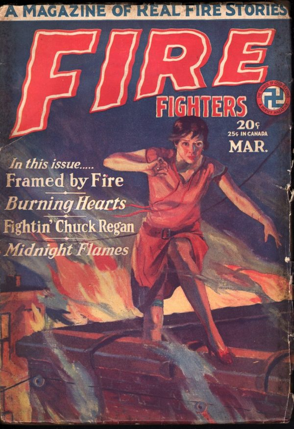Fire Fighters March 1929