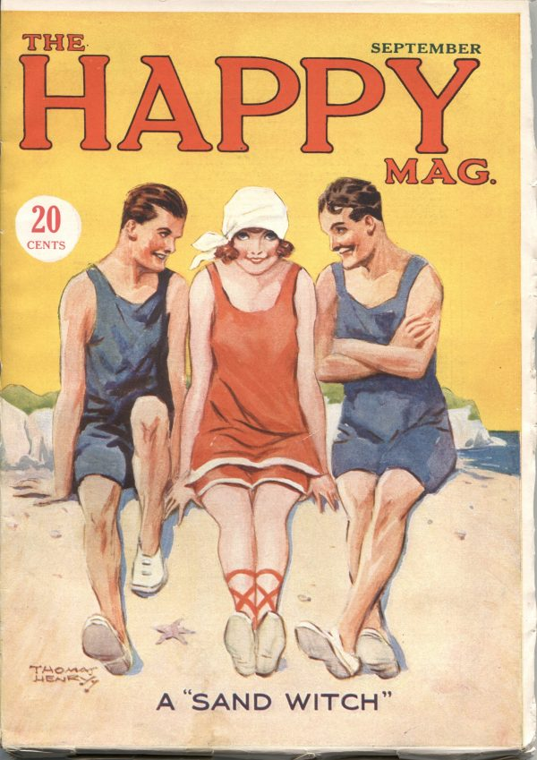 Happy Mag Issue #1 September 1927