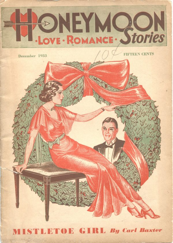 Honeymoon Stories Issue #1 December 1933
