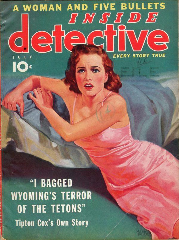 Inside Detective July 1939