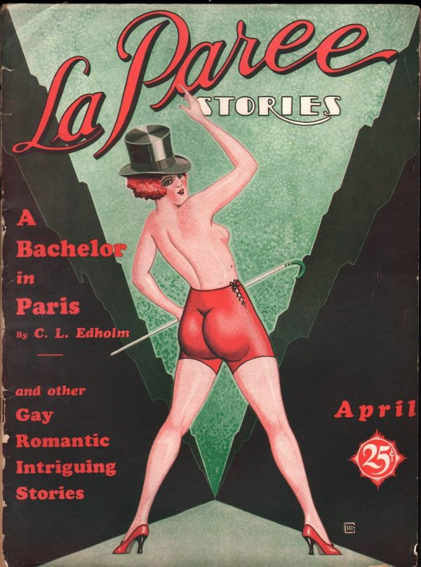 La Paree Stories April 1930
