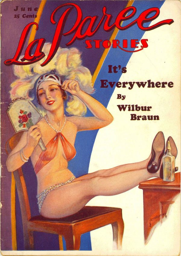 La Paree Stories June 1932