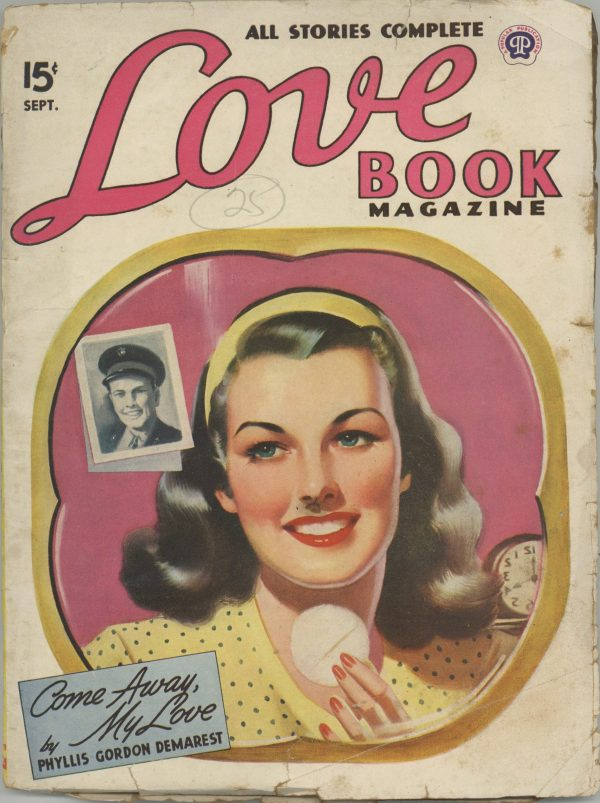 Love Book Magazine September 1945