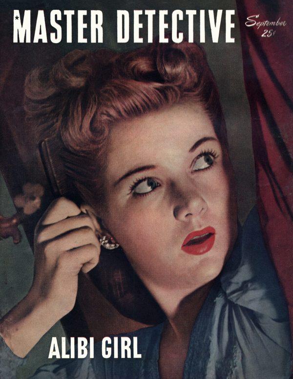 Master Detective September 1947