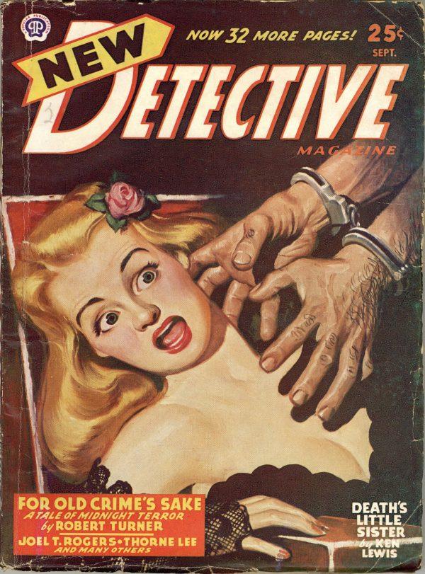New Detective September 1946