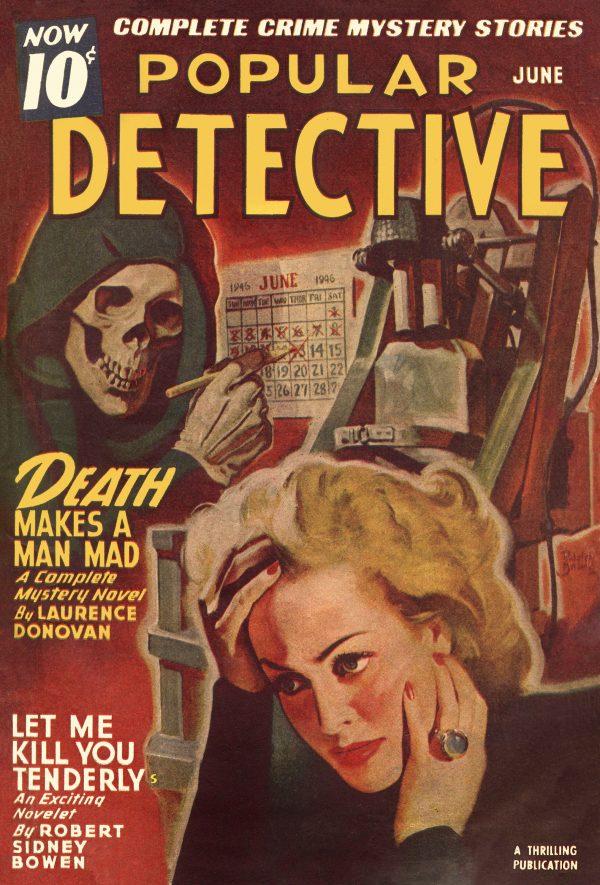Popular Detective June 1946