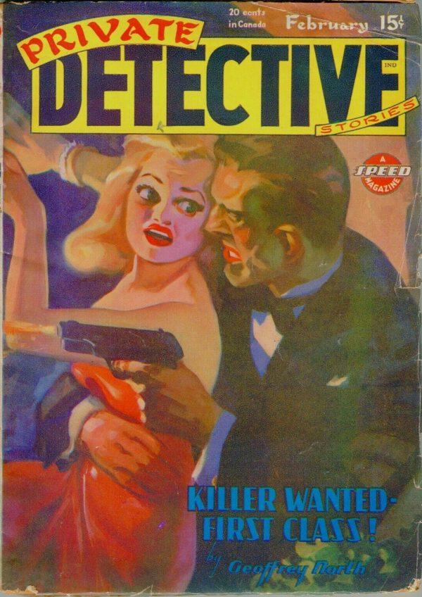 Private Detective February 1946