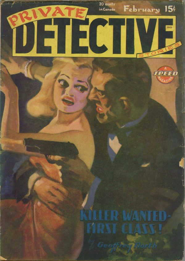 Private Detective Stories February 1946